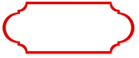 Red Frames Png Label Frame Set 2 Red Png