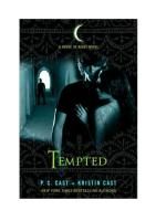 House of Night - 6 Tempted.pdf