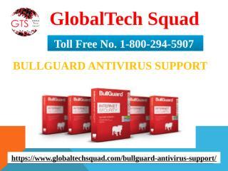 Bullguard Antivirus Support Call 1-800-294-5907.pptx