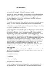 DB2 best Practices.doc