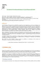 Accidents thromboemboliques et gravidopuerpéralité.pdf