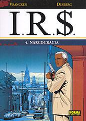 I.R.$. Vol 04 - Narcocracia.cbr