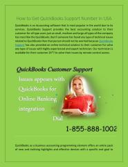 How to Get QuickBooks Support Number in USA.pdf
