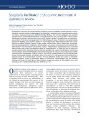 Surgically-facilitated-orthodontic-treatment-A-systematic-review_2014_American-Journal-of-Orthodontics-and-Dentofacial-Orthopedics.pdf