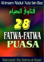Abdul Aziz bin Baz - 28 Fatwa Puasa.pdf