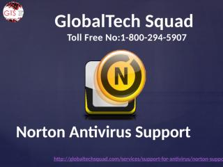 Norton Antivirus Support.pptx
