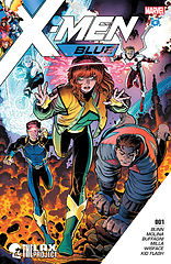 X-Men Blue #1.cbr