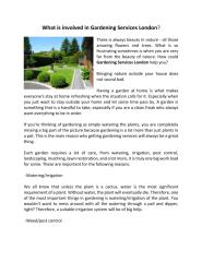 What is involved in Gardening Services London.pdf