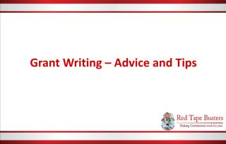 Grant Writing – Advice and Tips.pdf