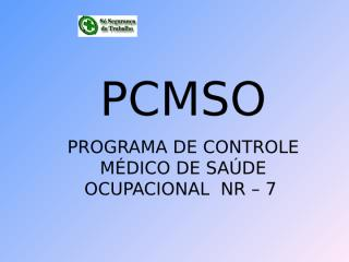 pcmso.ppt