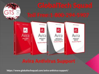 Avira Antivirus Support.pptx