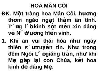Hoa Mân Côi TCCD.ppt
