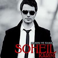 09.Soheil Karimi - Hamin Ye Shab.mp3